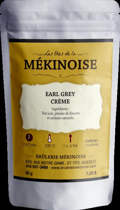 Earl grey crème
