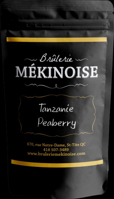Tanzanie Peaberry